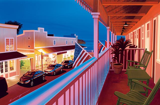 カレンダー2019Lahainaホテル