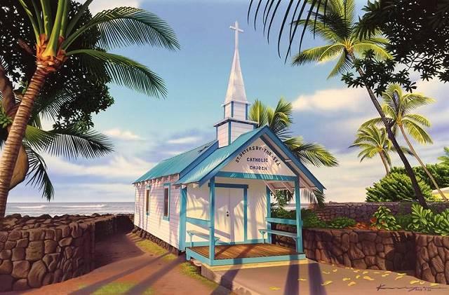 カレンダー2019教会01