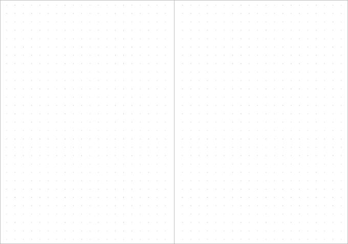 ハワイ手帳ミニフリーページ